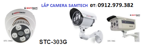 LẮP CAMERA SAMTECH HD